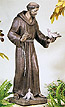 St. Francis with Birds #1715