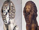 Large Lion #2750