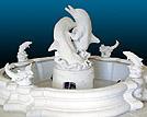 Grande Millennia Dolphin Fountain #5022F