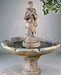 Graden Fountains: Ann Fountain