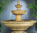 Palazzo Fluted Fountain #5125F15