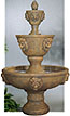 Large 3-Tier Leonesco Fountain #5215F7