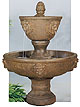 Large 2-Tier Leonesco Fountain #5216F6