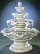 Quattro Classic Tier Fountain #5513F