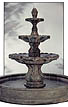 Classical Finial in Valencia Fountain #5768F12