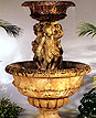 Antique Cherubs Fountain #5863F