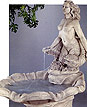 Majestic Mermaid Fountain #5871F