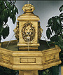 Classic Lion Fountain #5875F6N