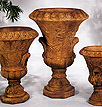 Large Classical Dancers Urn #8326, #8327, #8328
