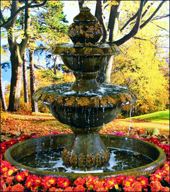 Fountains : Water Fountains, Wall Fountains, Outdoor Fountains ...